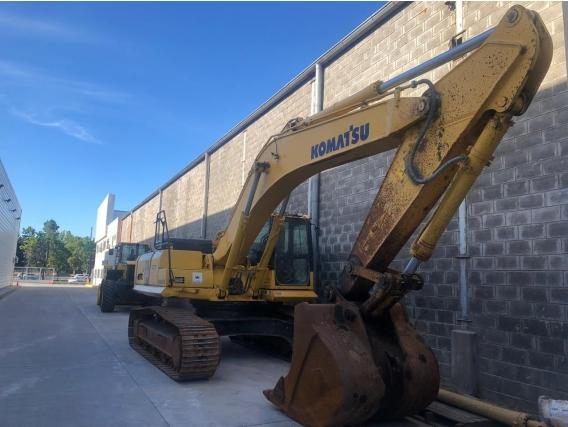 Excavadora Komatsu Pc350 2018 Oportunidad