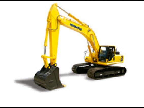 Excavadora Komatsu Pc350Lc-8