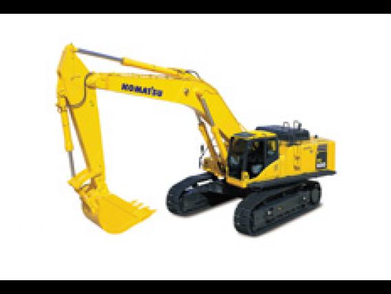 Excavadora Komatsu Pc600Lc-8E0