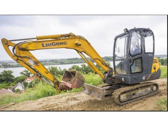 Excavadora Liugong 904 D