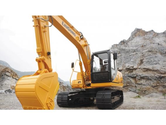 Excavadora Liugong 915 D