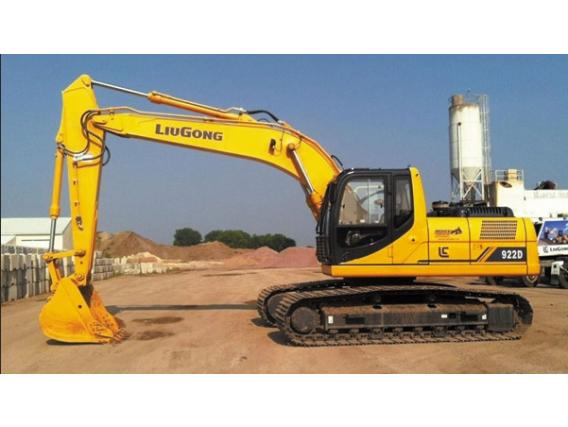 Excavadora Liugong 922 D