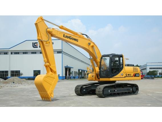 Excavadora Liugong Clg 920E - 21.500Kg Balde 1.00M3