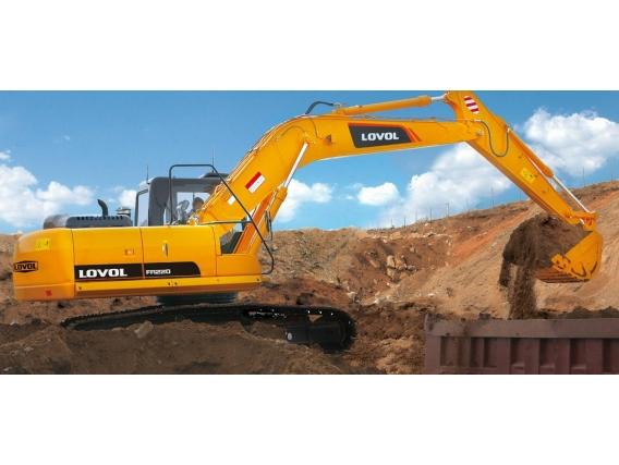 Excavadora Lovol Fr220