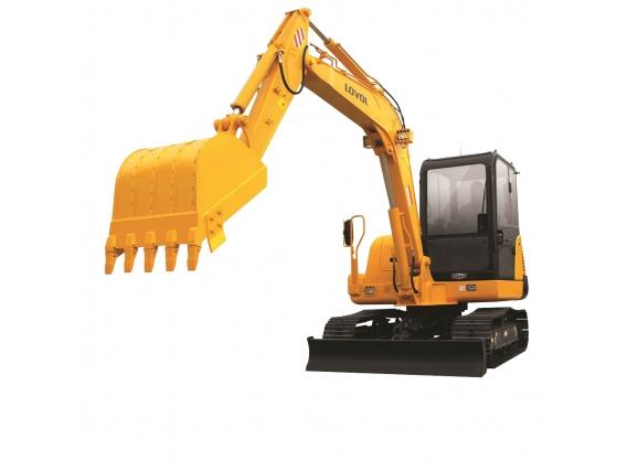 Excavadora Lovol Fr80