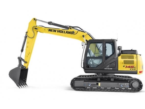 Excavadora New Holland E145C Evo