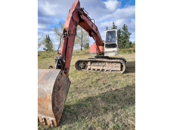 Excavadora Poclain 45