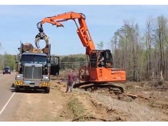 Excavadora Sobre Oruga Doosan S225Ll