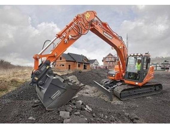 Excavadora Sobre Oruga Doosan Dx140Lc
