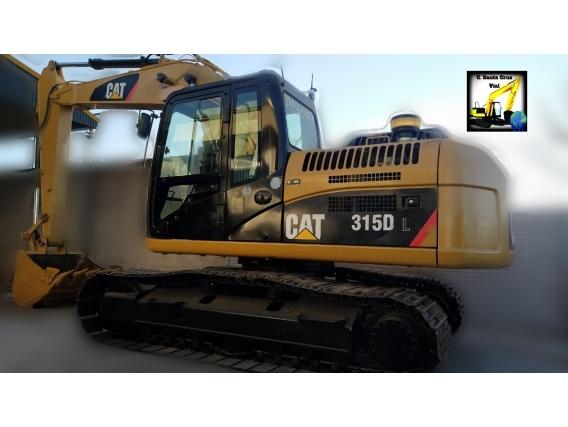 Excavadora Sobre Orugas Caterpillar 315Dl