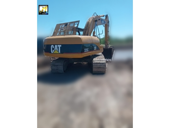Excavadora Sobre Orugas Caterpillar 320Cl