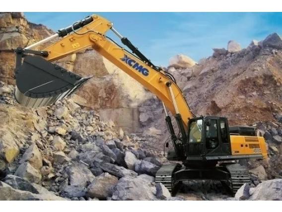 Excavadora Sobre Orugas Xcmg Xe470 C
