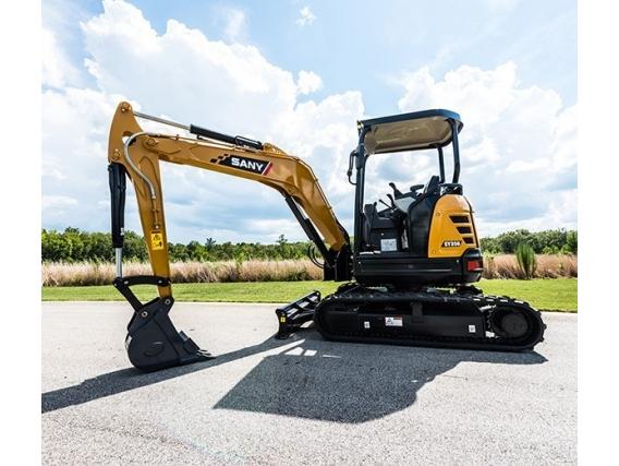 Excavadora Sy35U