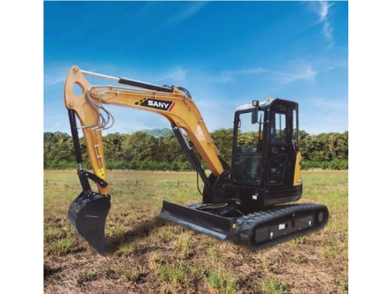 Excavadora Sy50U