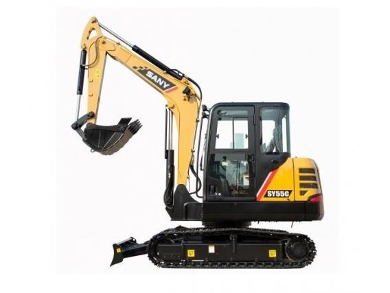 Excavadora Sy55C