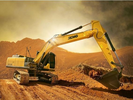 Excavadora Xcmg Xe260 Br 125 Kw