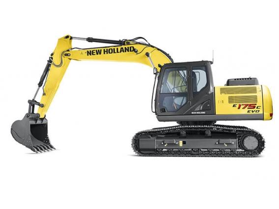 Excavadoras New Holland E175C Evo