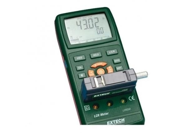 Extech Lcr200 Medidor Pasivo Componentes Rlc Flir Industrial