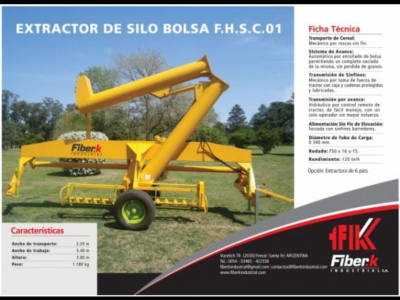 Extractora Fiber K Fhsc 01