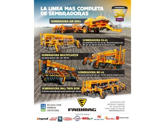 Fabimag S.r.l. - La Linea Mas Completa De Sembradoras