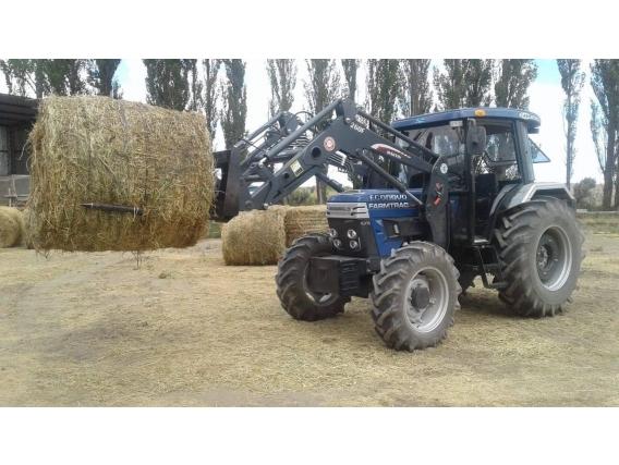 Farmtrac 6060 4Wd