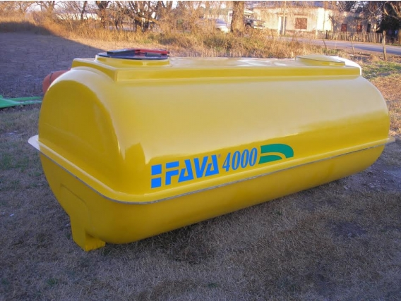 Tanque Fava MD4000