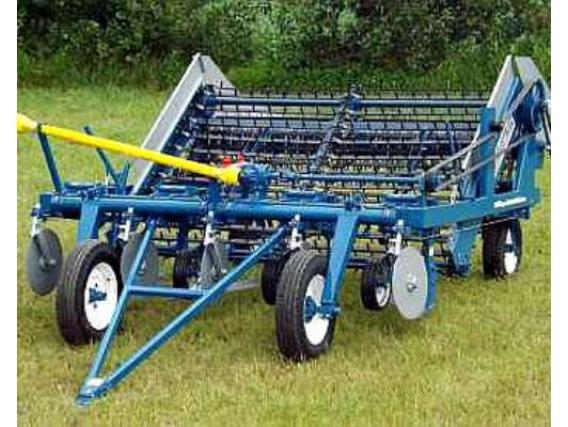 Arrancadora Agroindustrial Invertidora De Mani