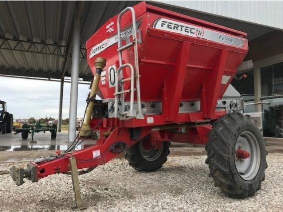 Fertilizadora Fertec 3000 Litros Con Balanza