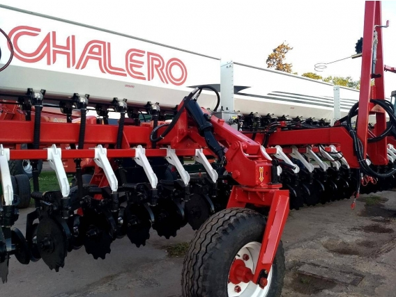 Fertilizador Incorporador Chalero 2926S