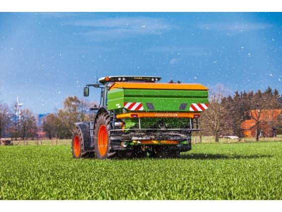 Fertilizadora Abonadora Sembradora Amazone Za-Ts Tronic
