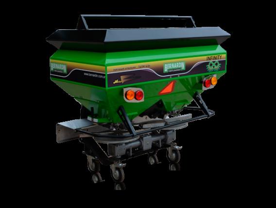 Fertilizadora Bernardin Infinity Fs-2500