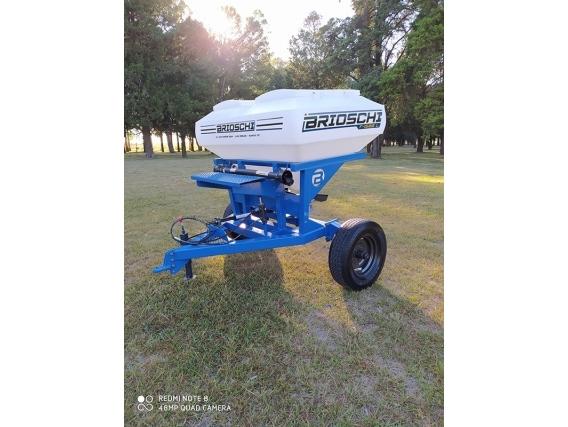 Fertilizadora Brioschi F1500Lt