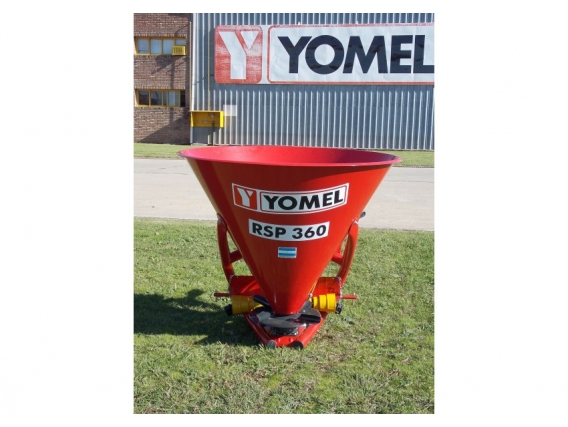 Fertilizadora De Montado Yomel Rsp 360