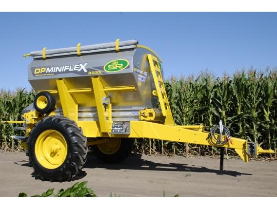 Fertilizadora Sr Dpx Miniflex 3000