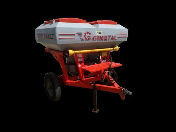 Fertilizadora Edr 1500