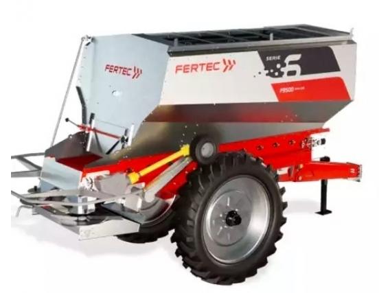 Fertilizadora, Fertec 6500 Serie 6. Entrega Inmediata