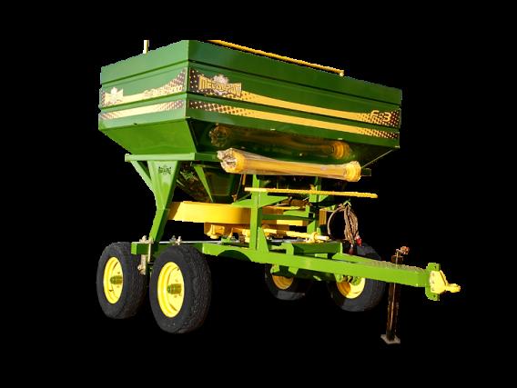 Fertilizadora Metalpaz F3
