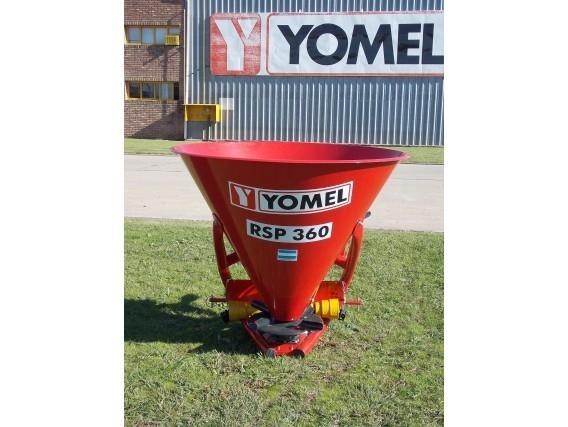 Fertilizadora Monodisco Yomel