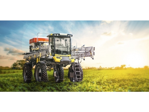 Fertilizadora Pla Maf 6000