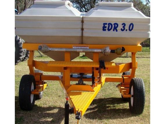 Fertilizadora Pozzi Eder 3.0