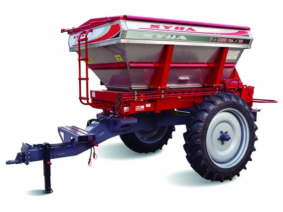 Fertilizadora Syra Extreme F4250 Lts.