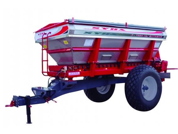 Fertilizadora Syra Extreme 7250 Lts.