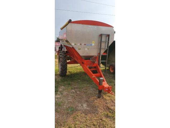 Fertilizadora Usada Gimetal 8000 Lts