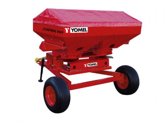 Fertilizadora Yomel Control 1424 A