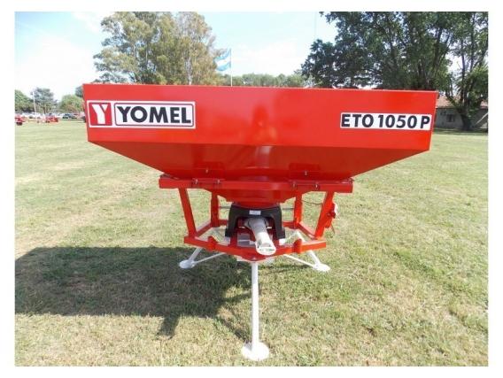 Fertilizadora Yomel Eto 1050