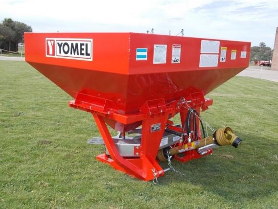 Fertilizadora Yomel F.a 1.18