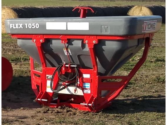 Fertilizadora Yomel Modelo Flex 1050 San A De Areco