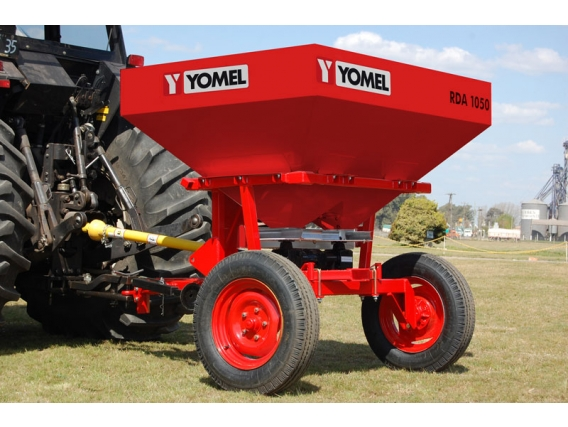 Fertilizadora Yomel Rda 1050