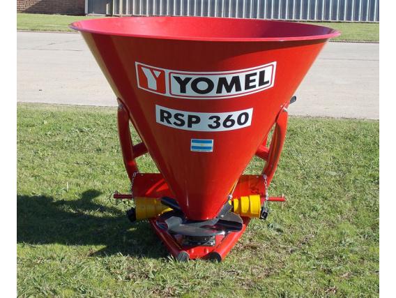 Fertilizadora Yomel Rsp 360