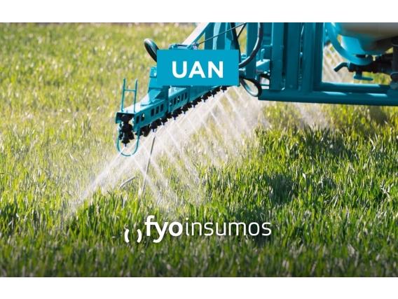Fertilizante Líquido UAN